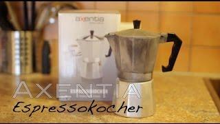 Baixar Axentia Espressokocher