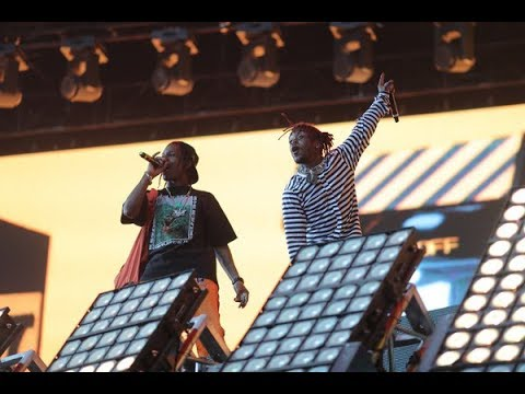 Lil Uzi Vert X A$AP Rocky Freestyle Video (Prod. by Metro Boomin) #AWGEDVD
