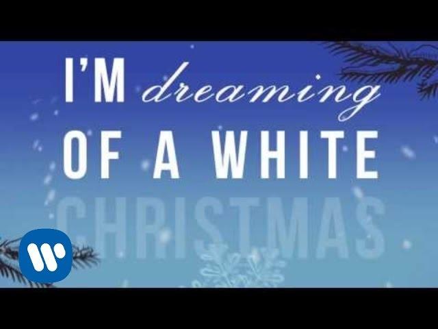 ceelo green white christmas official lyric video - Im Dreaming Of A White Christmas Lyrics