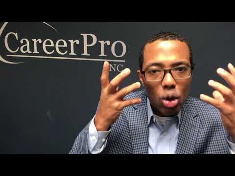 Lemuel Jones Testimonial and CareerPro Inc. Experience