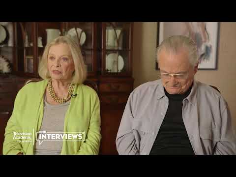 Bonnie Bartlett and William Daniels on their separation storyline on St. Elsewhere