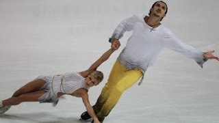 Video Jesus! They have a wow-factor! Volosozhar & Trankov hold the audience completely rapt download MP3, 3GP, MP4, WEBM, AVI, FLV November 2017