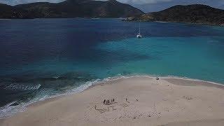 British Virgin Islands (BVIs)- Catamaran- January 2018