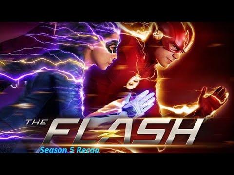 The Flash Season 5 Official Recap | Moviez Lifeline