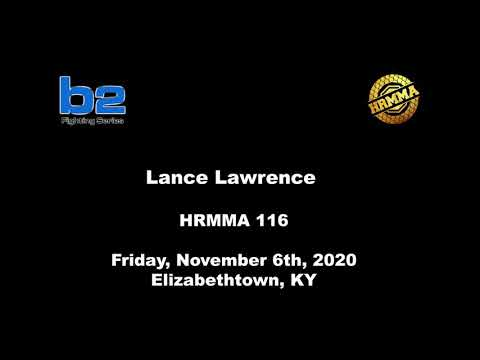 Lance Lawrence HRMMA 116 Interview with Chris Lytle