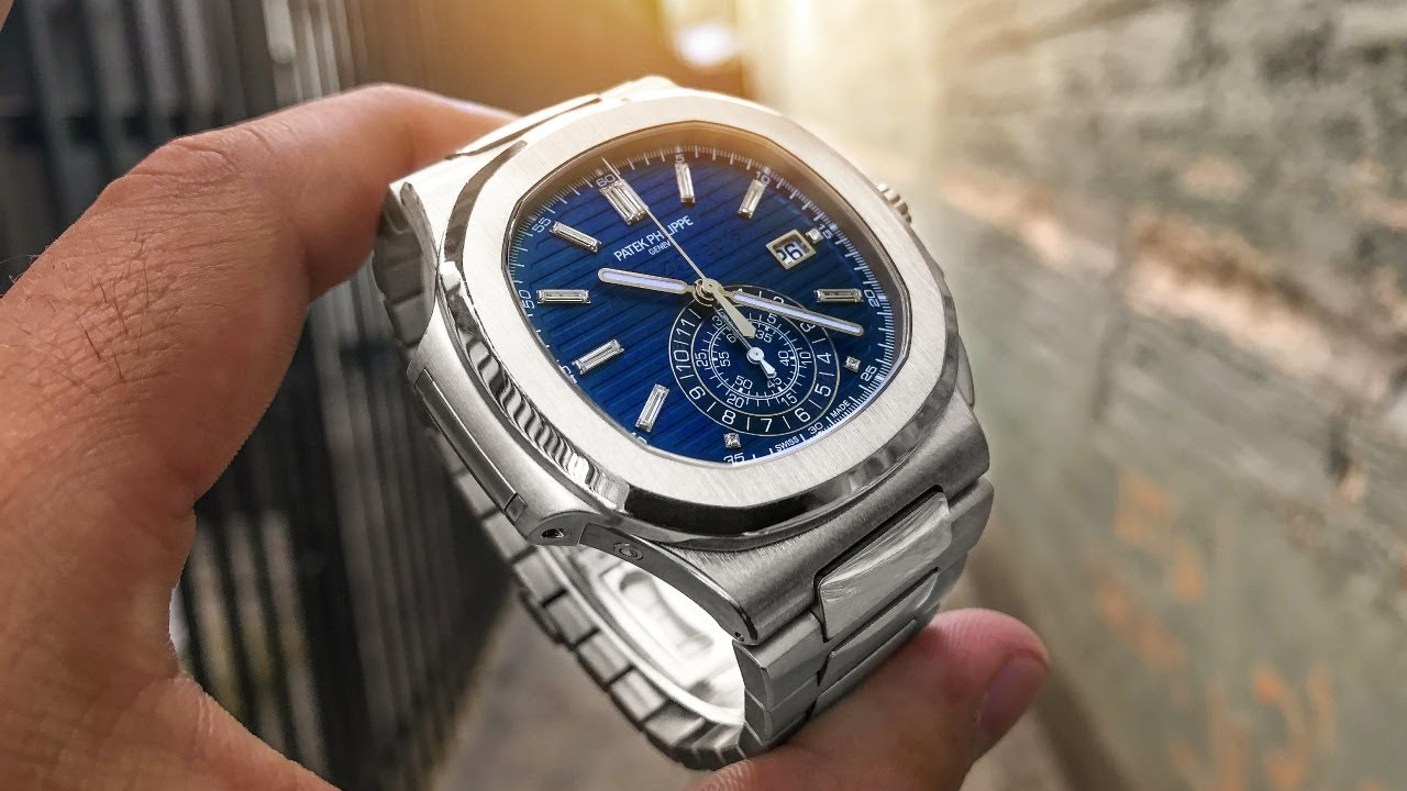 Patek Philippe Nautilus 5976 Review Vs Rolls Royce Dawn Miami