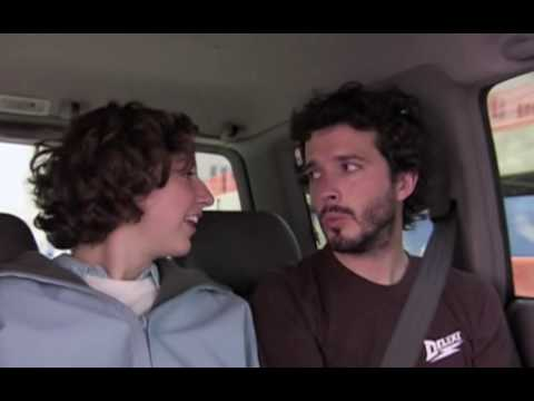 Flight of the Conchords- Mel Gives Bret and Jemaine a Ride