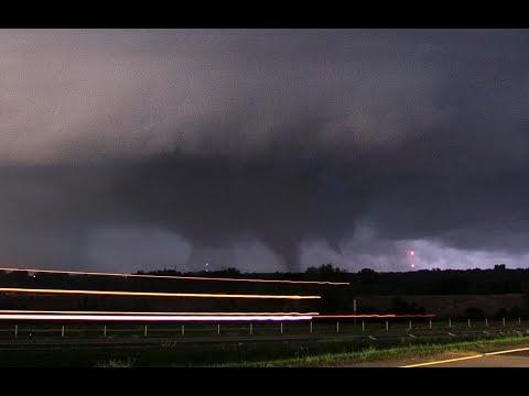 Edmond, OK Tornado And Intense Winds - August 26, 2019