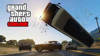 Fast Five Intro Scene! || GTA 5 Online || PC