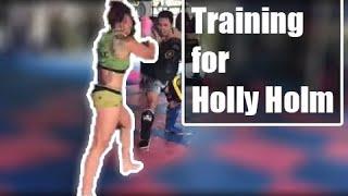 Video UFC 219 Cris Cyborg training for Holly Holm @phukettopteam download MP3, 3GP, MP4, WEBM, AVI, FLV September 2018