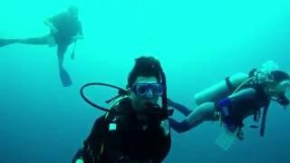 GoPro Hero4 Silver: Pulau Perhentian, Malaysia - PADI Advanced Open Water Diving