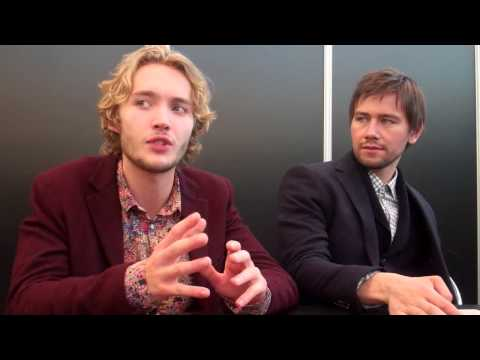 NYCC 2013  Toby Regbo & Torrance Coombs  girlish