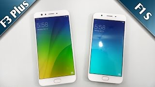 OPPO F3 PLUS VS OPPO F1 S SPEED TEST [Urdu/Hindi]