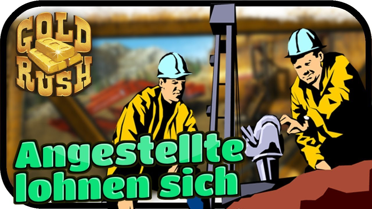 Gold Rush The Game Deutsch