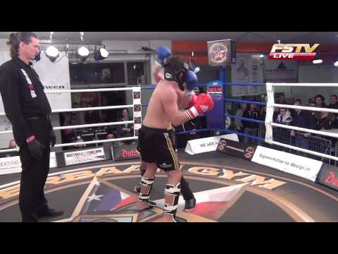 Roman Boudhou vs Pim Hogewoning