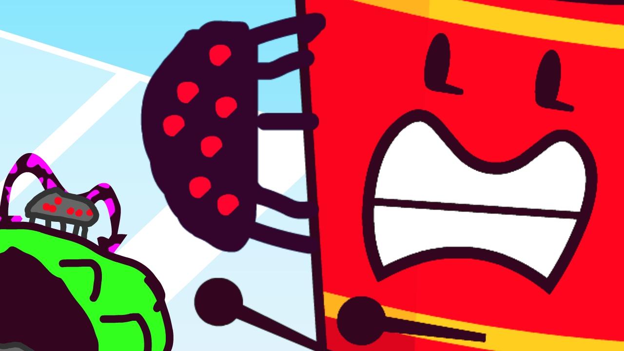BFDIA 3: Insectophobe's Nightmare 3