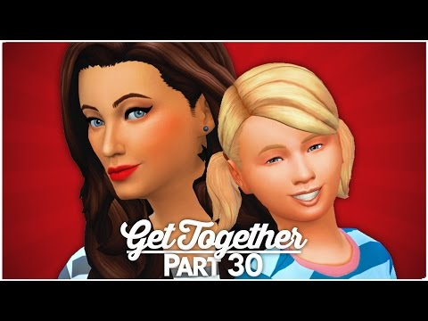 Let's Play the Sims 4 Get Together (Part 30) Awkward First Date