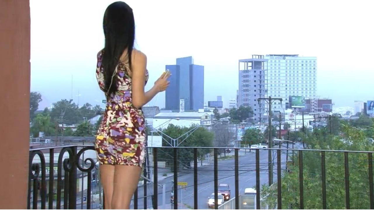 Sandy Tok Bautiful Mexican Weather Girl 07.07.2012