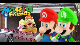 Mario & Friends S1 Ep4 The Princess Is In You're Garage
