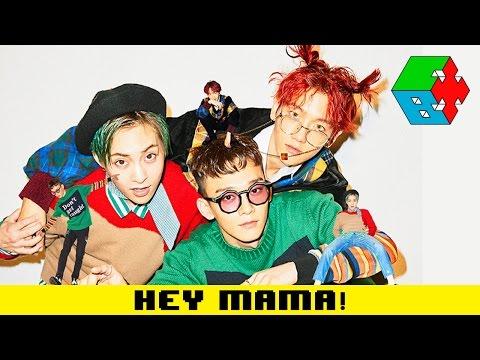 EXO-CBX - Hey Mama! (Korean Version) [Audio]