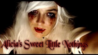 ***ASMR*** Alicia's Sweet Little Nothings - Vampire Role Play