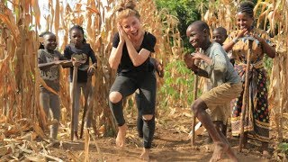 Download Masaka Kids Africana Dancing Joy Of Togetherness ft 3wash_hip_hop & Karina Palmira