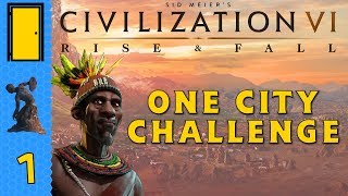 Video Civilization 6 Rise and Fall - One City Challenge - Part 1: Starting Anew! download MP3, 3GP, MP4, WEBM, AVI, FLV Maret 2018