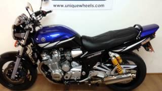 Yamaha XJR 1300 2003 53 11000 miles