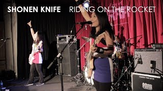 02.10.2017 Veteran Japanese pop punk outfit Shonen Knife treated us...