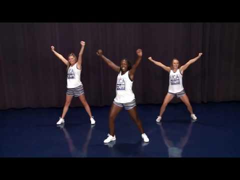Cheraw High School UCA Tryout Dance Demo 2017