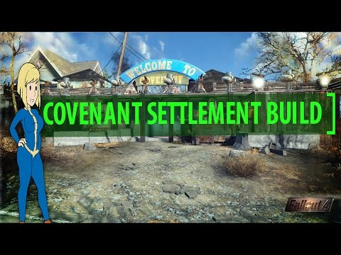 Covenant Settlement Build 2.0