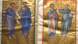 A rare look at the Vatican Library's treasures