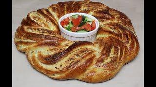 Çörek Tarifi 💯TARİFİNİ DENEYİN HAYRAN KALICAKSINIZ 👌 Osetya Çöreği 💯 Börek Tarifi