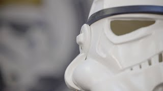 The Right Ear - Building a Screen Accurate Stormtrooper Helmet - S01E04