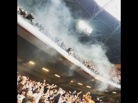 Ajax vs Lyon  | Great Atmosphere | Europa League 2017