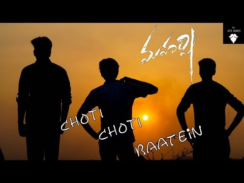 Choti Choti Baatein Video Song|Mahesh Babu|Maharshi|The Atti Dudes