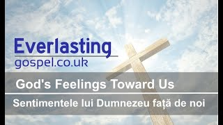 God's Feelings Towards Us - (N.S.O) 20/09/20, 11:00AM English/Romania