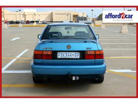 1995 VOLKSWAGEN JETTA 3 CLi 2.0 8V Auto For Sale On Auto ...