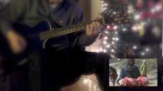 Happy Christmas - John Lennon (Guitar cover)