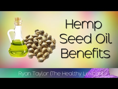 Hemp Seed Oil: Benefits and Uses