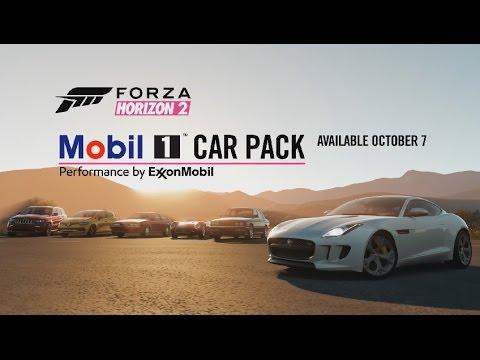 Forza Horizon 2 - Trailer da DLC 'Mobil 1 Car Pack'