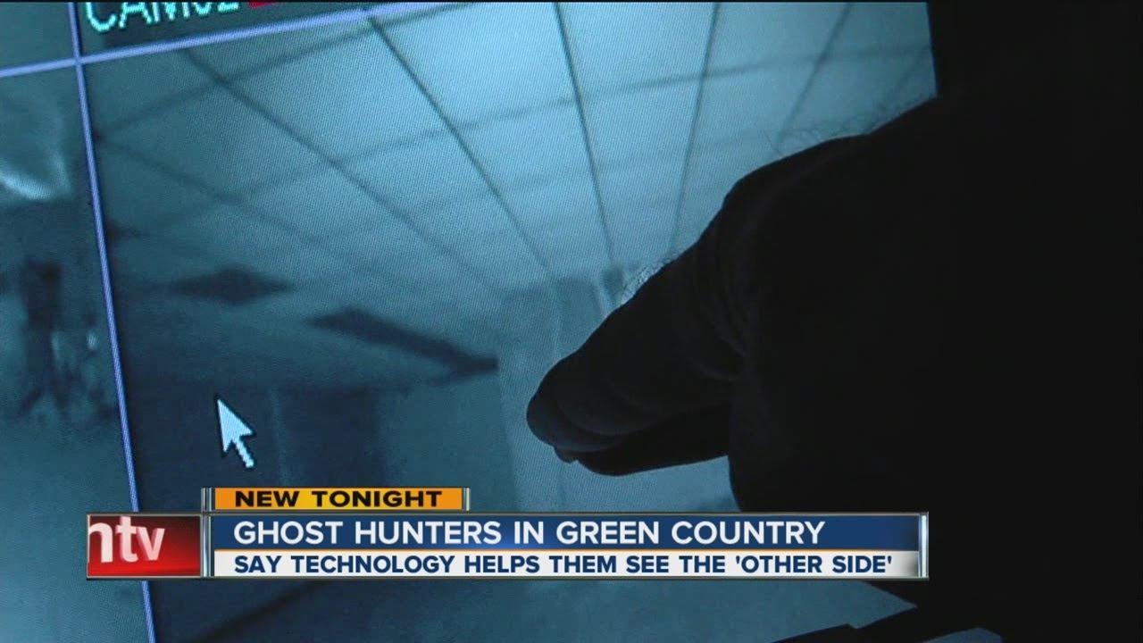 Download SPOOK: Tulsa Ghost Hunters
