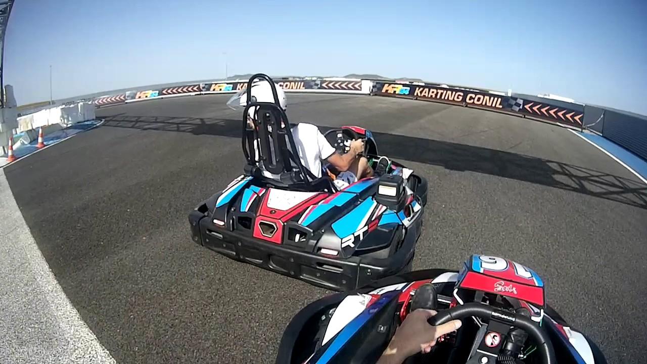 Circuito Karts Conil : Karts on board circuito kr retinta racing youtube