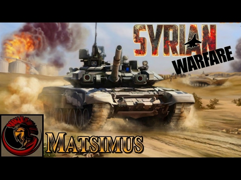 Syrian Warfare Steam Game - Pre Release Overview