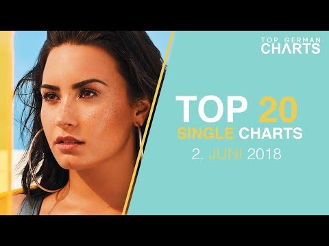 TOP 20 SINGLE CHARTS ▸ 2. JUNI 2018