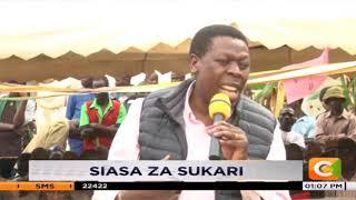Waziri wamalwa awakosoa wabunge: siasa za sukari