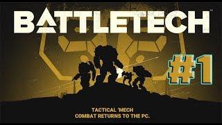 BATTLETECH. Боевые роботы! # 1