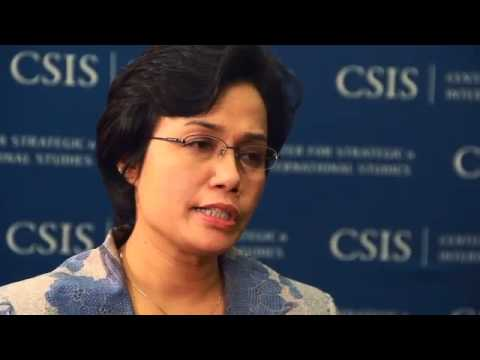 Murray Hiebert Interviews Sri Mulyani Indrawati, World Bank Managing Director