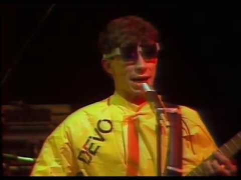 DEVO Live French TV 1978