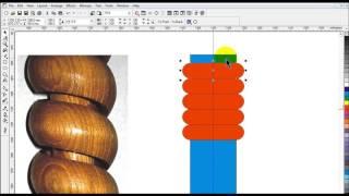 Витые колонны и столбы в программе ArtCam. CNC-Profi.